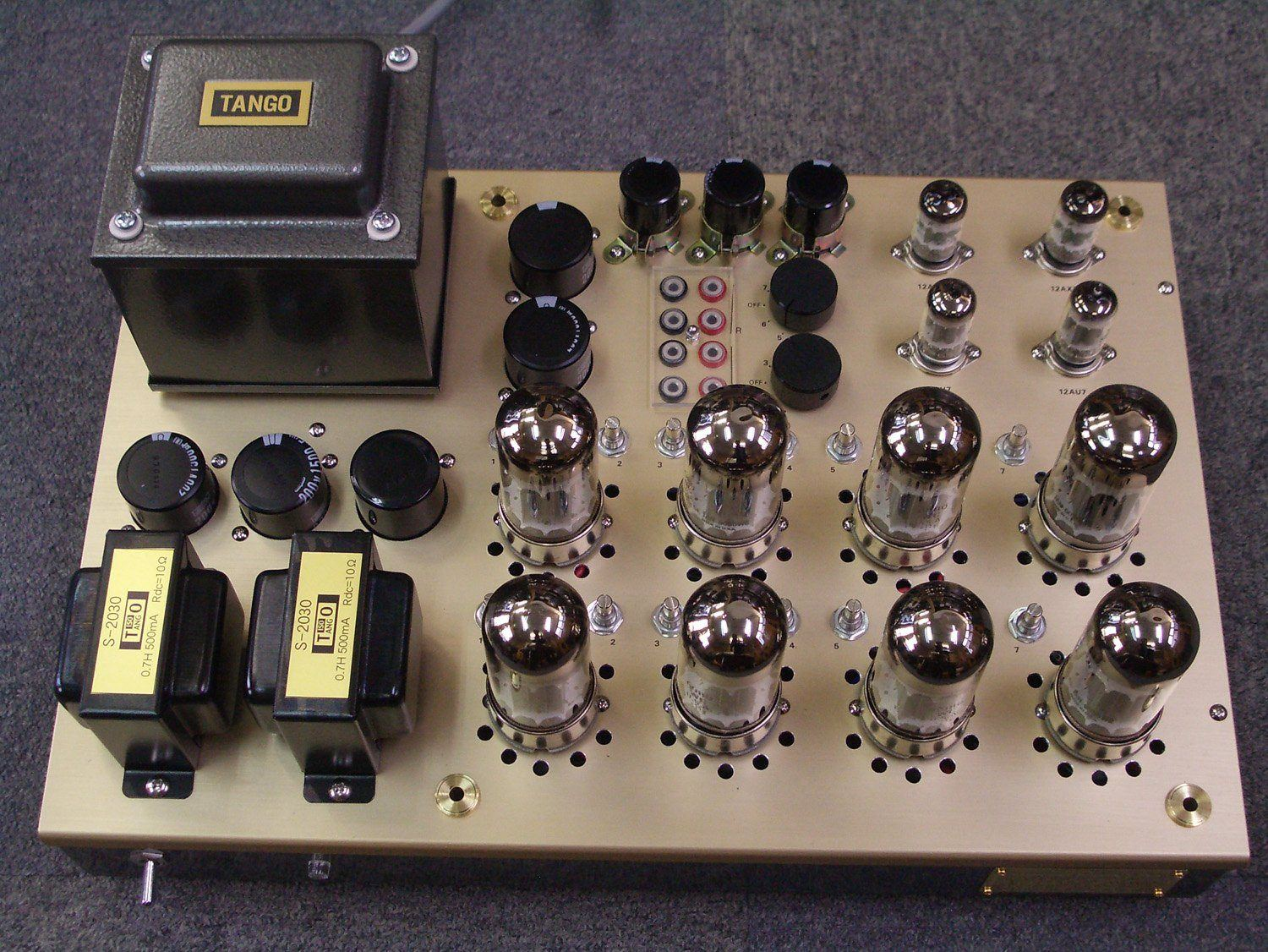 Miyajima Lab Model 2010 OTL Amplifier