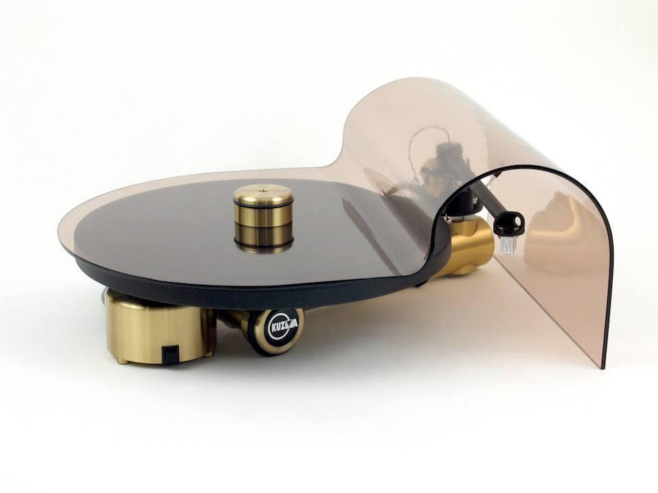 kuzma stabi s turntable platine suisse audiophile