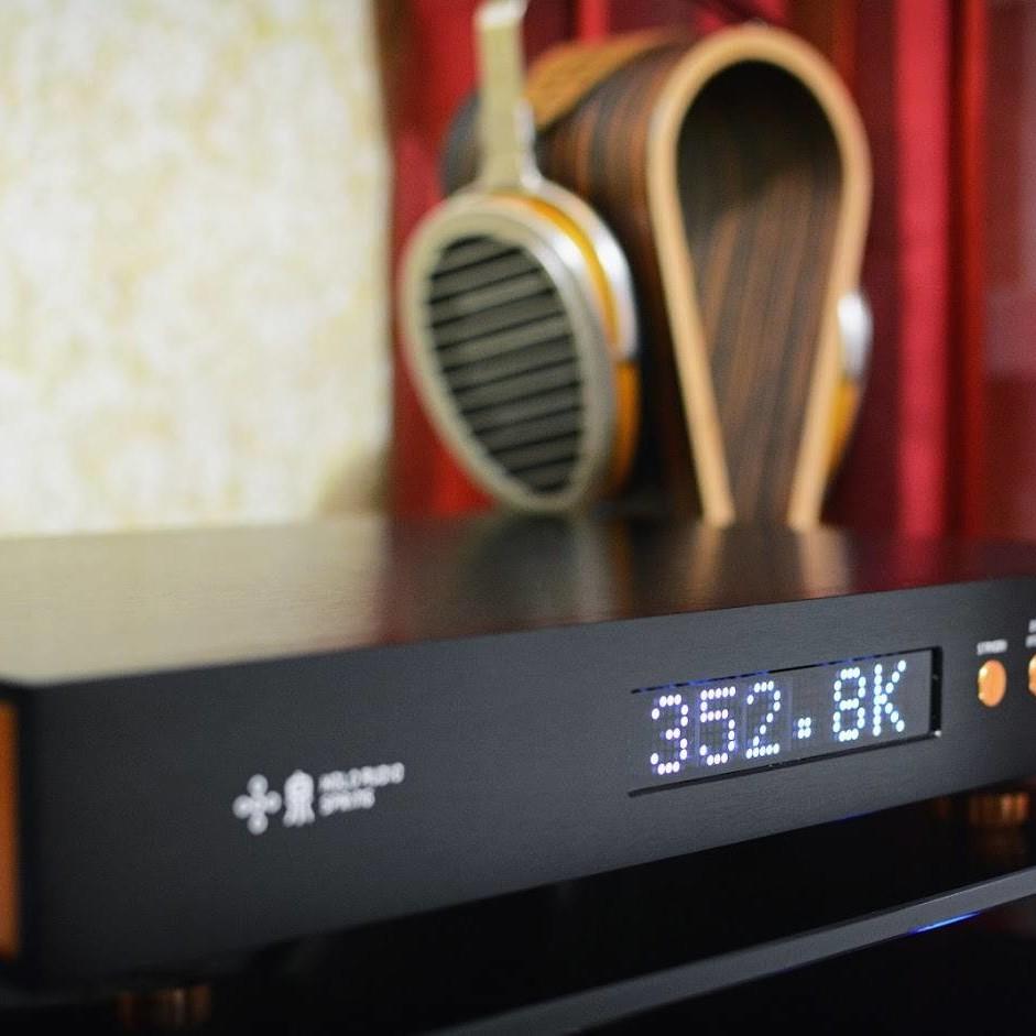 Holo Audio Spring II (second generation) DAC